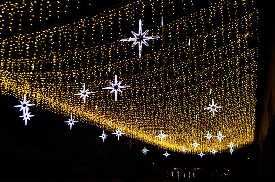 2012関西クリスマスイルミデート なんば編(その一)