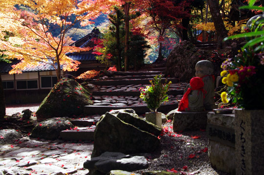 牛滝山(大威徳寺)